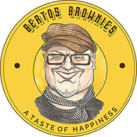 Berto's Brownies Logo